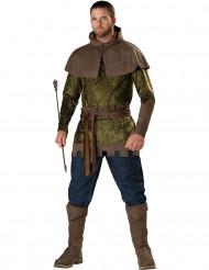 Robin från skogarna Premiumdräkt för män