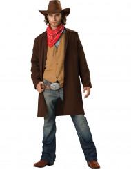 Cowboydräkt man - Premium