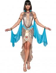 Maskeraddräkt egyptisk drottning för vuxna - Premium