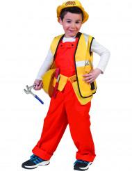 Arbetsledardräkt för barn