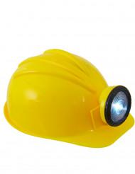Byggnadsarbetare  Hjälm  vuxen