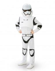 Lyxig Storm Trooper Star Wars VII™ - utklädnad barn