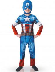 Klassisk kostym  Captain America™  barn - Avengers™