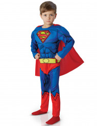 Kostym luxe Stålmannen™ Comic Book barn