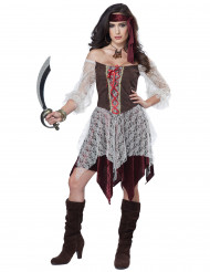 Snygg pirat - utklädnad vuxen