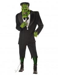Frankenstein Maskeraddräkt Vuxen
