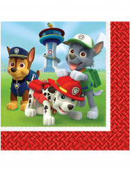 20 Paw Patrol™ pappersservetter