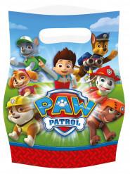 8 Paw Patrol™ påsar i plast