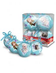 4 Frost™-julgranskulor