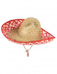 Mexikansk sombrero - Maskeradhattar för vuxna