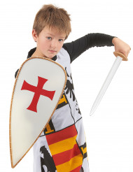 Riddare - utklädnad och tillbehör barn