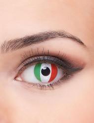 Italienska linser för vuxna - Maskeradsminkning