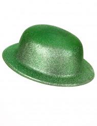 Grönglittrig hatt Saint Patrick