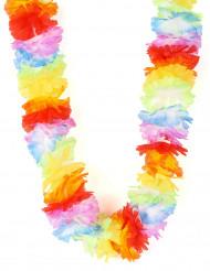 Flerfärgat Hawaii-halsband