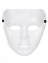 Vitglansig mask vuxen