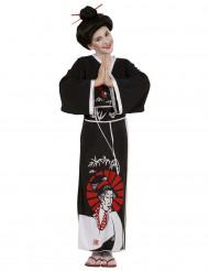 Kimono-maskarddräkt för barn