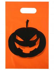 Pose 10 stk. Græskar Halloween 26.5x23cm