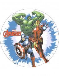 Tårtbild från Avengers™ 20 cm