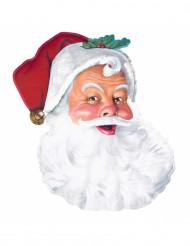 Väggprydnad för jul med Jultomten