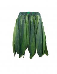 Hawaiikjol med gröna blad