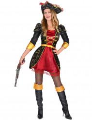 Barock piratdräkt damer