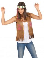 Hippieväst dam