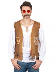 Hippie-väst vuxen