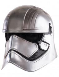 Captain Phasma mask i två delar från Star Wars VII™ för vuxna