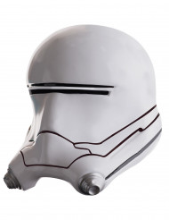 Flametrooper™ mask i två delar för vuxna från Star Wars VII™
