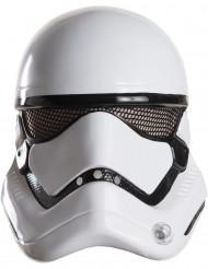 Stormtrooper - Halvmask för vuxna från Starwars VII™
