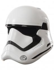 Vit StormTrooper helmask för vuxna från Star Wars VII™