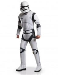 Lyxig maskeraddräkt Stormtrooper White - Star Wars VII™