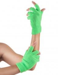 Fluogröna halvvantar