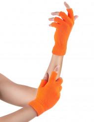 Fluo-orange halvvantar