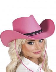 Cowgirlhatt Rosa