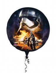 Aluminium ballong Star Wars VII™ 81 x 81 cm