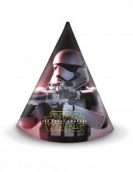 6 party hattar Star Wars VII ™