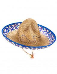 Mexikansk halmhatt för vuxna