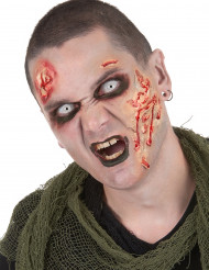 Sminkset Zombie med fantasiögonlinser