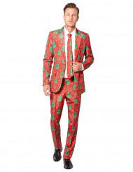 Suitmeister™ Mr. Röd julgran - Juldräkt för vuxna