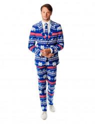 Mr. Snow - Kostym för vuxna från Opposuits™ till jul
