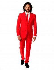 Mr Lysande Röd Opposuits™ kostym man