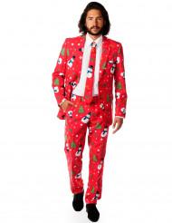Opposuits™ Mr. Snowman - Juldräkt för vuxna