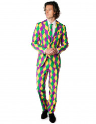 Mr Harlequin Opposuits™ kostym vuxen