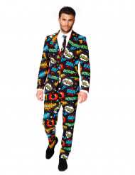 Mr Comics Opposuits™ kostym vuxen