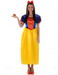 Sagoprinsessa-dräkt vuxen