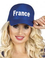 Supporterkeps Frankrike