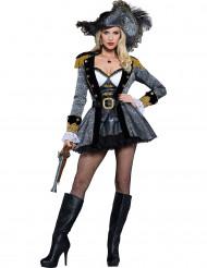 Premium Piratutklädnad för vuxen