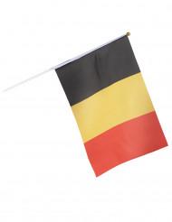 Belgisk supporter flagga!
