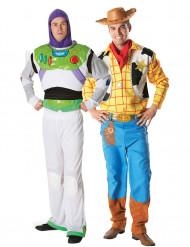Buzz Lightyear™ & Woody™ - Pardräkt för vuxna